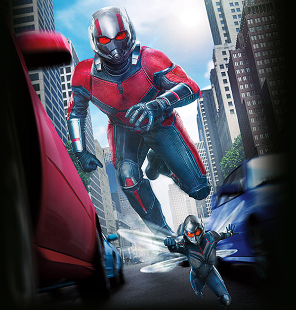 Antman & Wasp